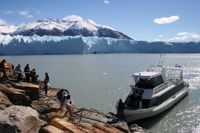 Minitrekking sobre el Perito Moreno - Calafate Full | Azules